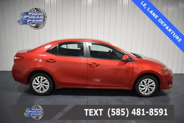 2019 Toyota Corolla in Oakfield, NY