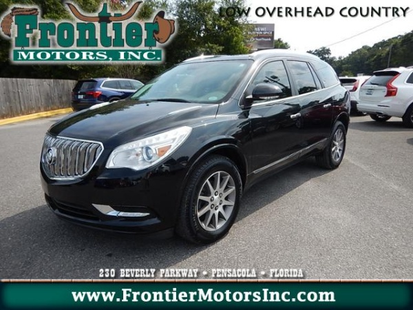 Vince Whibbs Used Cars >> Used Buick Enclave For Sale In Pensacola Fl 49 Cars From