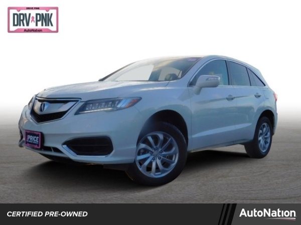 2018 Acura RDX SH-AWD with AcuraWatch Plus