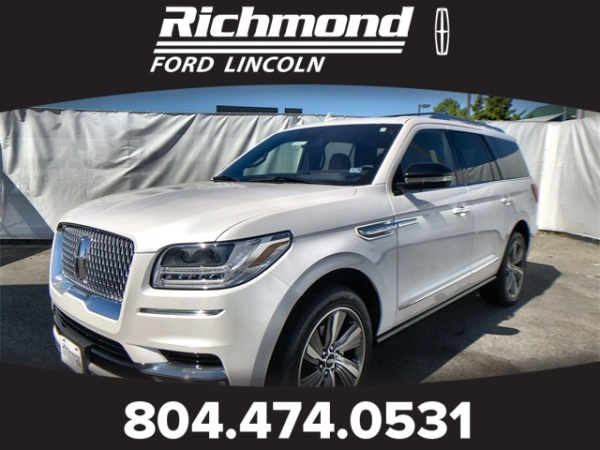 2019 Lincoln Navigator in Richmond, VA