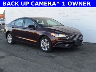 2018 Ford Fusion Se Fwd For In Richmond Va