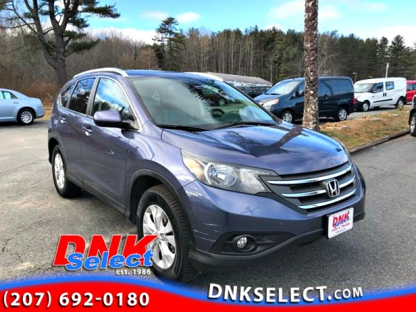 2014 Honda CR-V in Farmingdale, ME