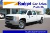 2013 Chevrolet Silverado 3500HD WT Crew Cab Long Box DRW 4WD for Sale in Montgomery, AL