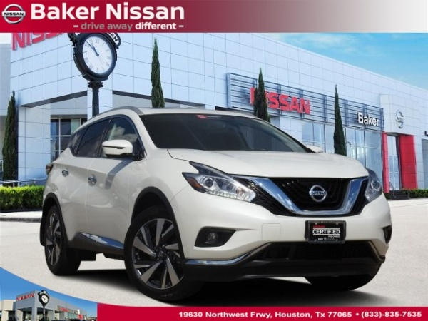 2018 Nissan Murano in Houston, TX
