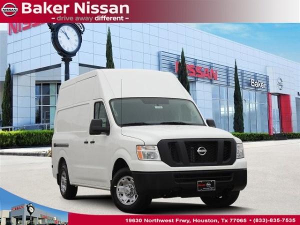 2019 Nissan NV NV2500 HD SV