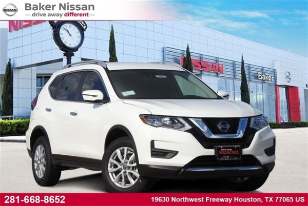 2020 Nissan Rogue in Houston, TX