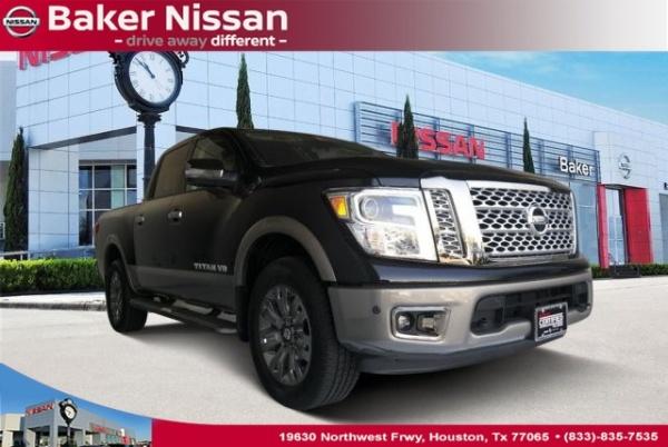 2018 Nissan Titan in Houston, TX