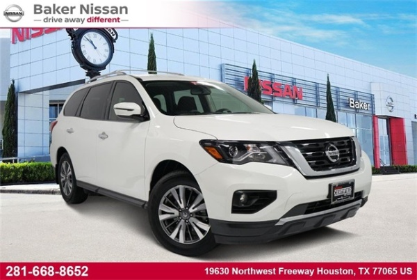 2019 Nissan Pathfinder in Houston, TX
