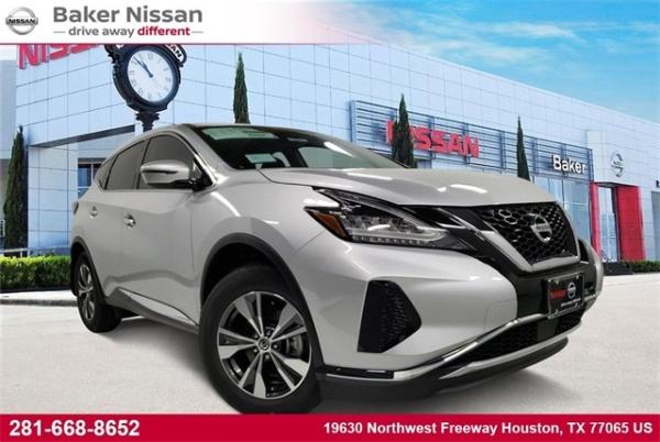 2020 Nissan Murano in Houston, TX