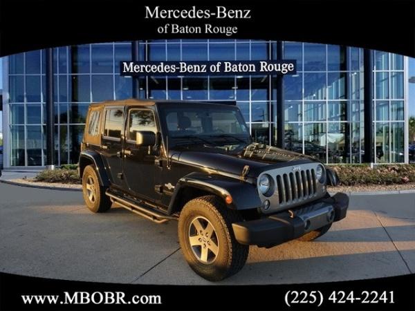 2015 Jeep Wrangler Freedom