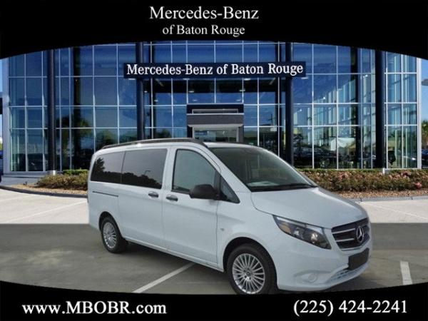 2018 Mercedes-Benz Metris Base