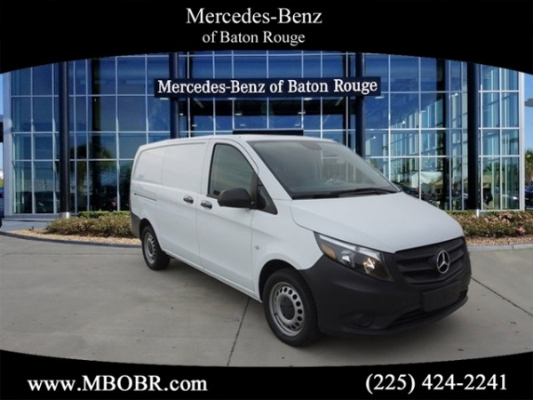 2017 Mercedes-Benz Metris Base
