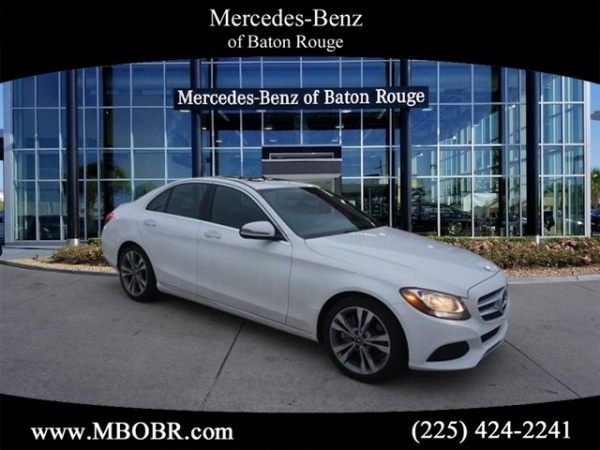 2018 Mercedes-Benz C-Class in Baton Rouge, LA