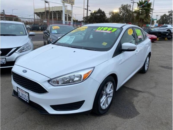 2017 Ford Focus in Fresno, CA