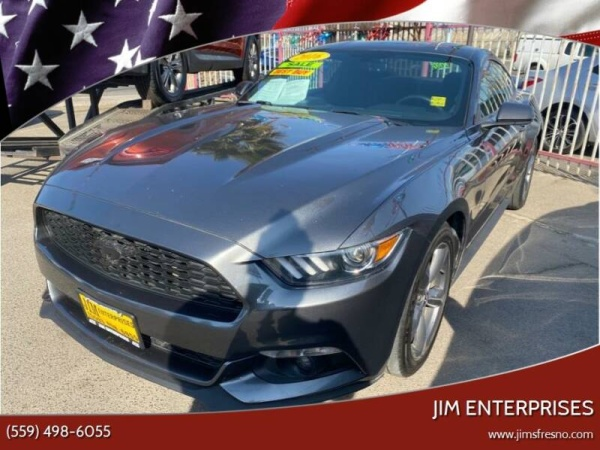 2016 Ford Mustang in Fresno, CA