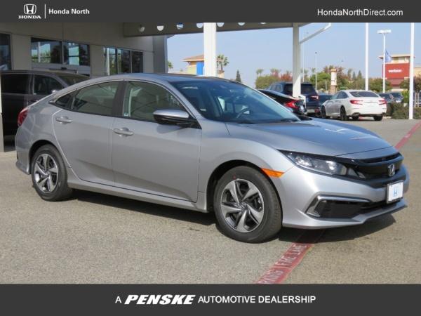 2020 Honda Civic in Clovis, CA
