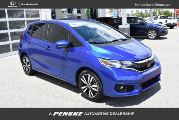 2018 Honda Fit