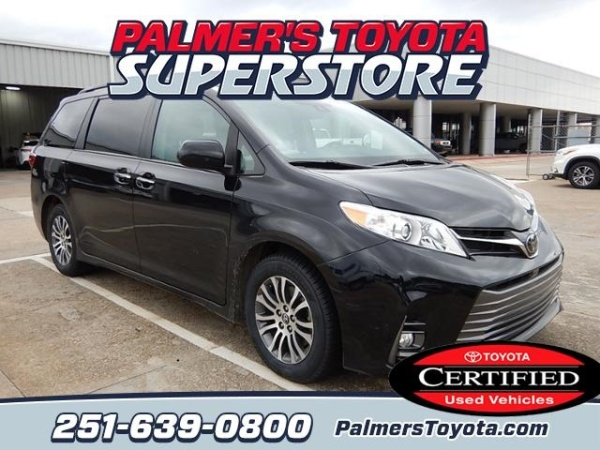 2019 Toyota Sienna in Mobile, AL