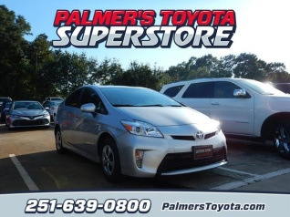 Used 2015 Toyota Prius Two For Sale In Mobile, AL