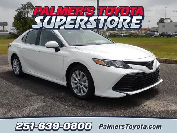 2020 Toyota Camry in Mobile, AL