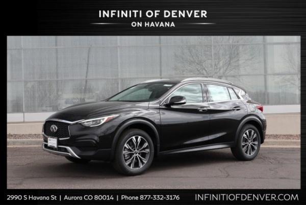 2019 Infiniti QX30