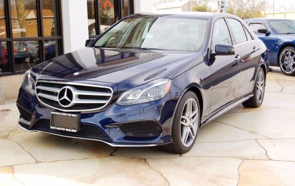 2014 Mercedes-Benz E-Class in Magnolia, NJ