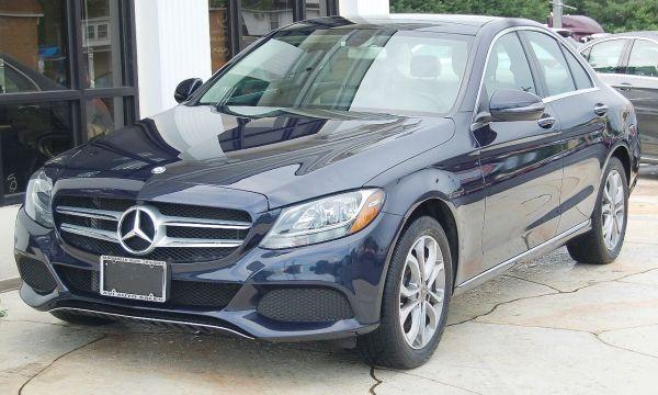 2017 Mercedes-Benz C-Class in Magnolia, NJ