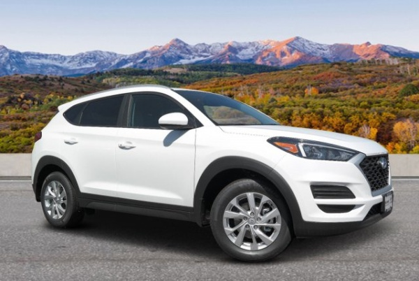 2019 Hyundai Tucson in Colorado Springs, CO