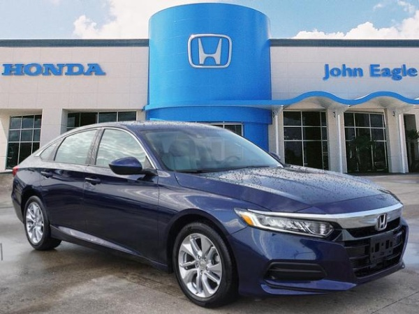 2018 Honda Accord in Houston, TX
