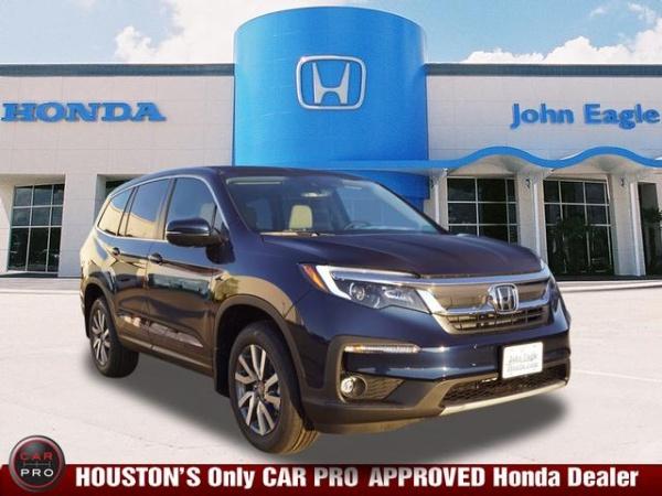 2019 Honda Pilot EX-L