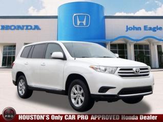 2012 Toyota Highlander For Sale >> Used Toyota Highlander For Sale In Webster Tx 197 Used Highlander