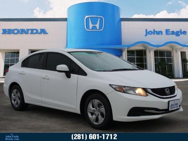 2013 Honda Civic in Houston, TX