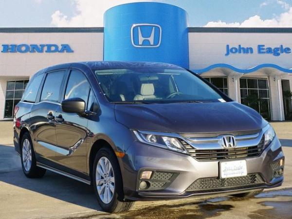 2018 Honda Odyssey in Houston, TX
