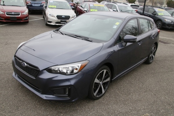 2017 Subaru Impreza in Milford, CT