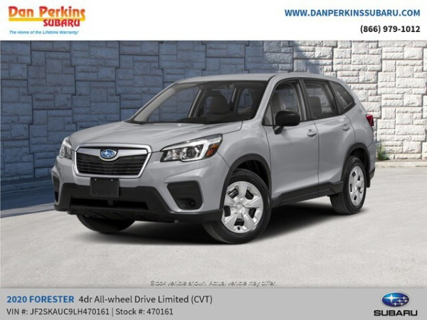 2020 Subaru Forester in Milford, CT