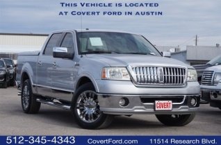 2008 Lincoln Mark Lt 2wd Supercrew 150 For In Austin