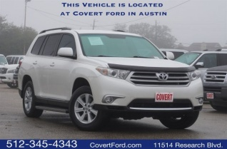 2012 Toyota Highlander For Sale >> Used Toyota Highlander For Sale In Hutto Tx 172 Used Highlander