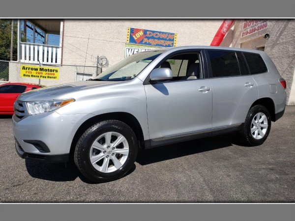 2012 Toyota Highlander in Philadelphia, PA