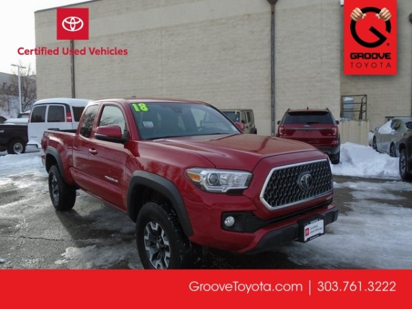 2018 Toyota Tacoma in Englewood, CO