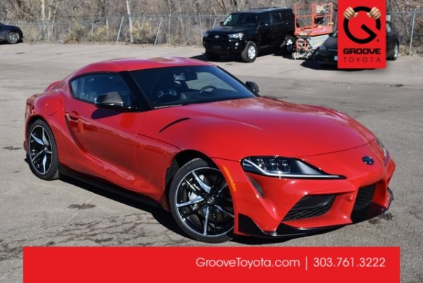 2020 Toyota GR Supra in Englewood, CO