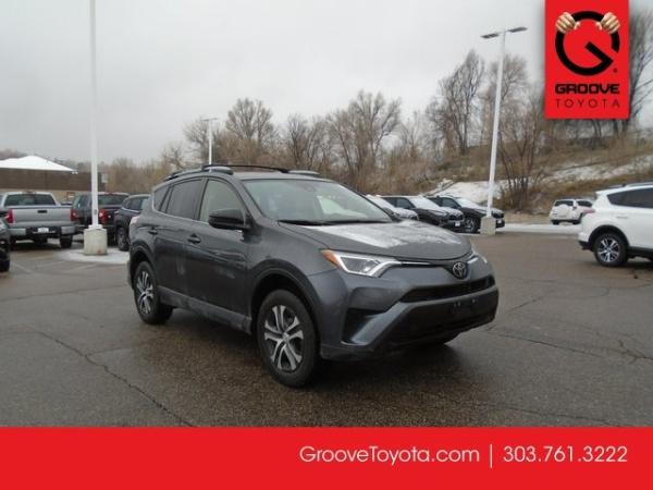 2017 Toyota RAV4 in Englewood, CO