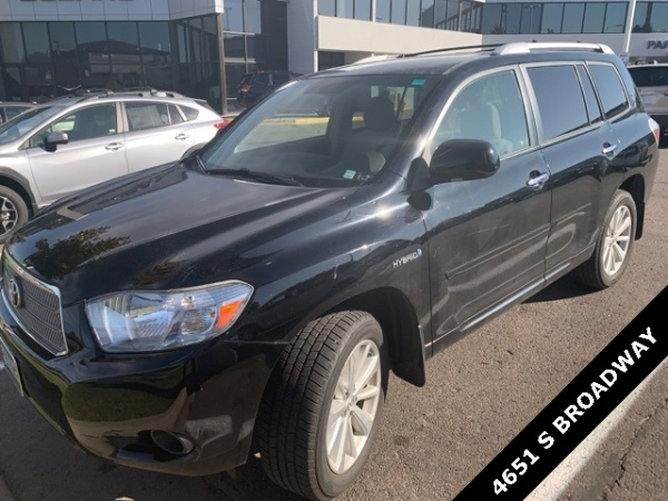2010 Toyota Highlander Hybrid Base
