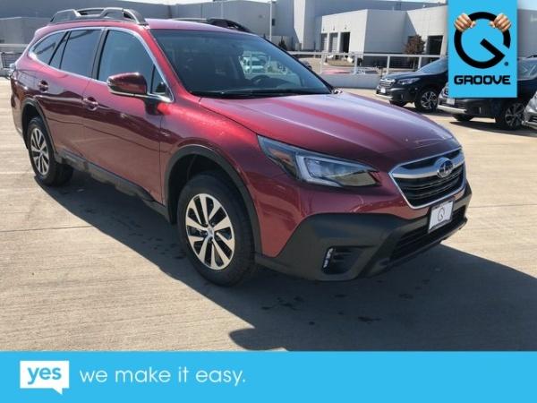 2020 Subaru Outback in Englewood, CO