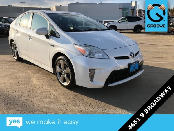 2013 Toyota Prius in Englewood, CO
