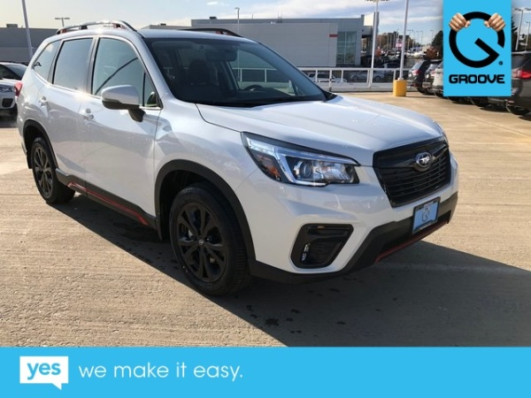 2020 Subaru Forester in Englewood, CO