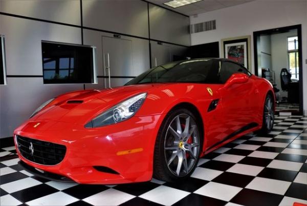 2012 Ferrari California Base