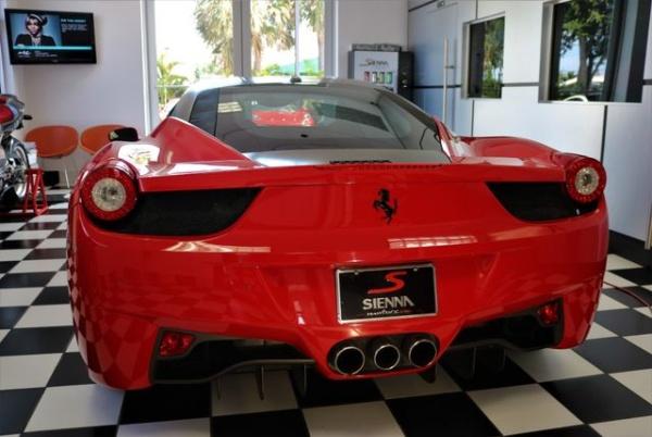 2011 Ferrari 458 Italia in Pompano Beach, FL