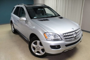 Used 2008 Mercedes Benz M Class ML 350 4MATIC For Sale In West Chester