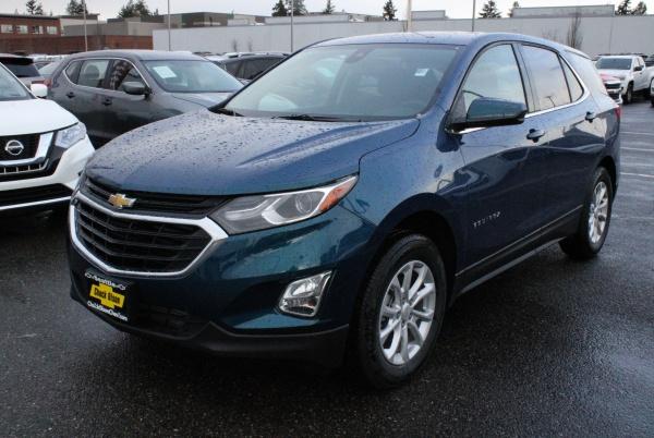 2020 Chevrolet Equinox in Shoreline, WA