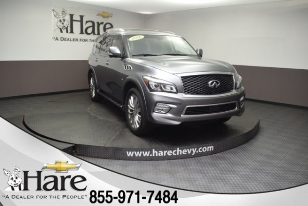 2016 INFINITI QX80 in Noblesville, IN